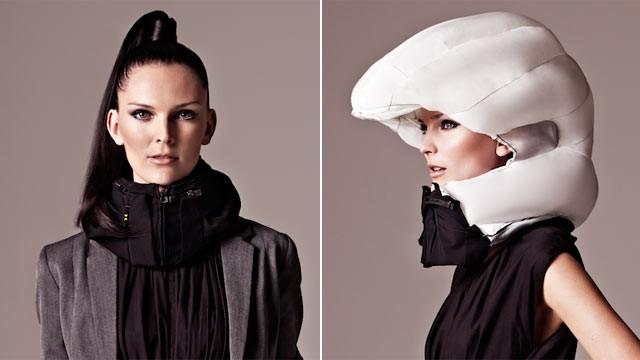 Invisible Helmet 2